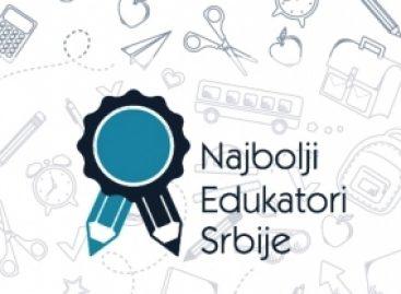Ovo su Najbolji edukatori Srbije za 2018. godinu
