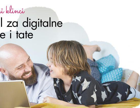 Dragi roditelji, od vaše edukacije zavisi bezbednost dece na internetu