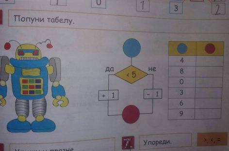 Умете ли да решите овај математички задатак за ДРУГИ разред основне школе?