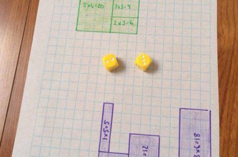 Igra za decu pomoću koje će deca učiti tablicu množenja  i lepo se zabaviti