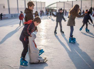 Магични зимски програм за децу на платоу иза зграде Геозавода