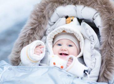 Како да знате да ли је вашој беби довољно топло?