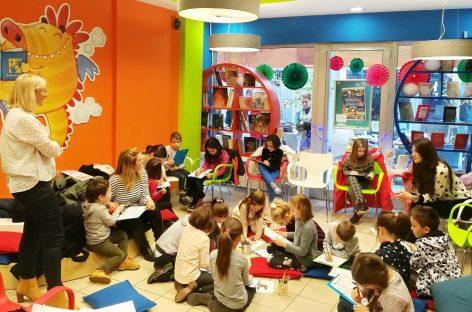 Besplatne radionice S decom oko sveta – prijavite se!