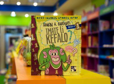 """Poklanjamo knjigu mozgalica za decu """"Imate li kefalo"""""""