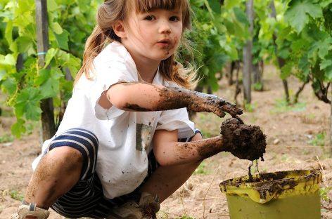 """""""Ne znam zašto roditelji misle da je za decu bolje da budu izložena hemikalijama nego da jedu zemlju. Šta je prirodnije?"""""""