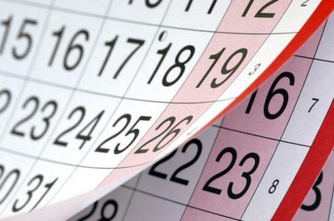 Календар: Јул је добио назив по Цезару, март по богу рата јер се у марту највише ратује и друге занимљивости о месецима у години