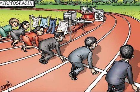 Виртуелни цртеж приказао праву истину о запосленим женама